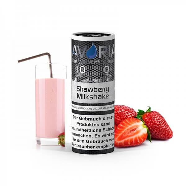 Strawberry Milkshake E-Liquid