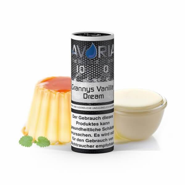 Grannys Vanilla Dream E-Liquid